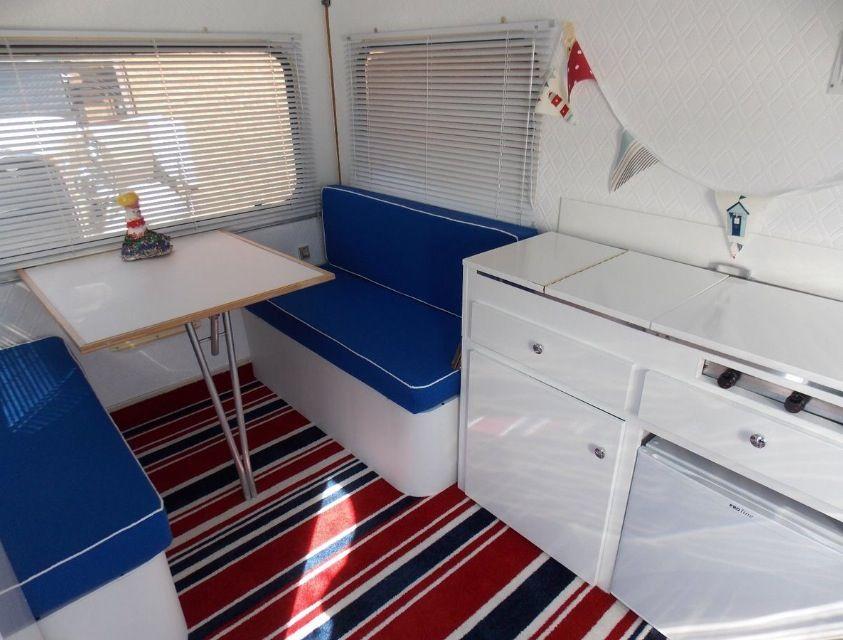 export interior esterel folding caravans pinterest caravan ideas diy camper and retro. Black Bedroom Furniture Sets. Home Design Ideas