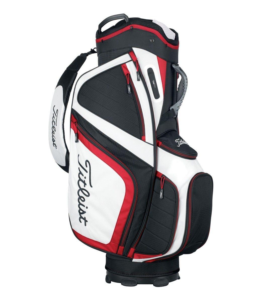 Titleist 2014 Lightweight Cart Bag http://www.golfdiscount.com/titleist-2014-lightweight-cart-bag