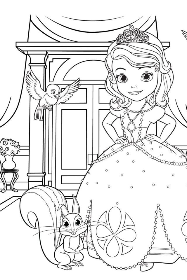 princess sofia coloring pages google da ara templates
