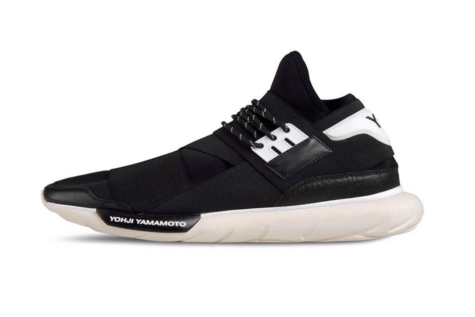 Y 3 2013 FallWinter Qasa High | Sneakers, Sneakers fashion