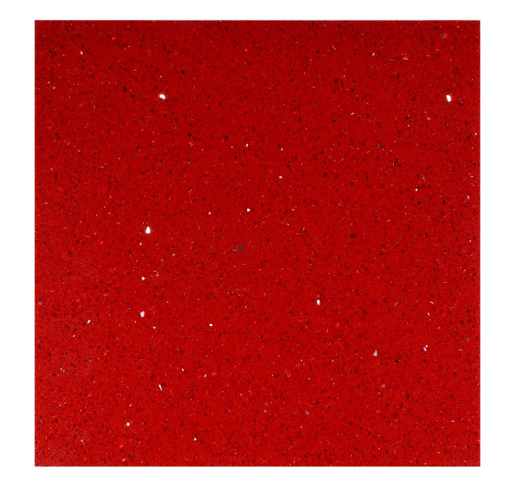 Stardust red tile - 30cm x 30cm - Kitchen splashback?