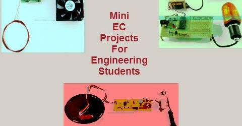 Latest #EC Projects Ideas for Mini Projects in #Engineering @goo.gl ...