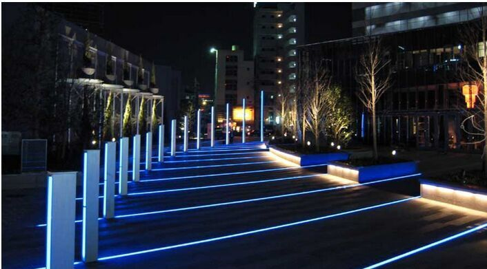 in ground lighting. Image Result For LINEAR LIGHT LANDSCAPE In Ground Lighting T