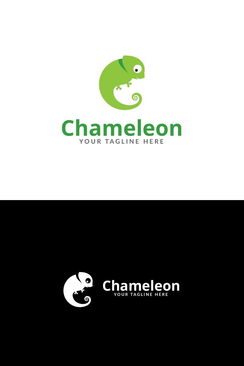 Chameleon News Logo Template 73364 Trajes De Bano