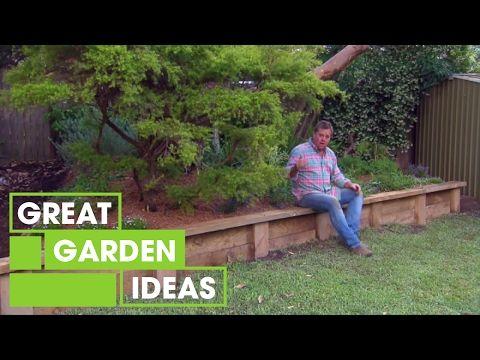 120 Cheap And Easy Diy Garden Ideas Noor Diy Magazine Garden Retaining Wall Diy Retaining Wall Landscaping Retaining Walls