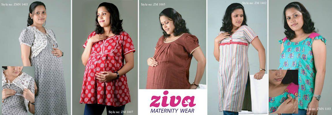 d0e990ee95a05 Ziva Maternity Wears.! | Maternity Wear | Maternity wear, How to ...