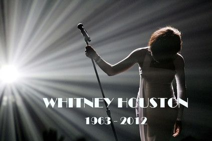 I will always love you, Whitney.  Rest in Peace....