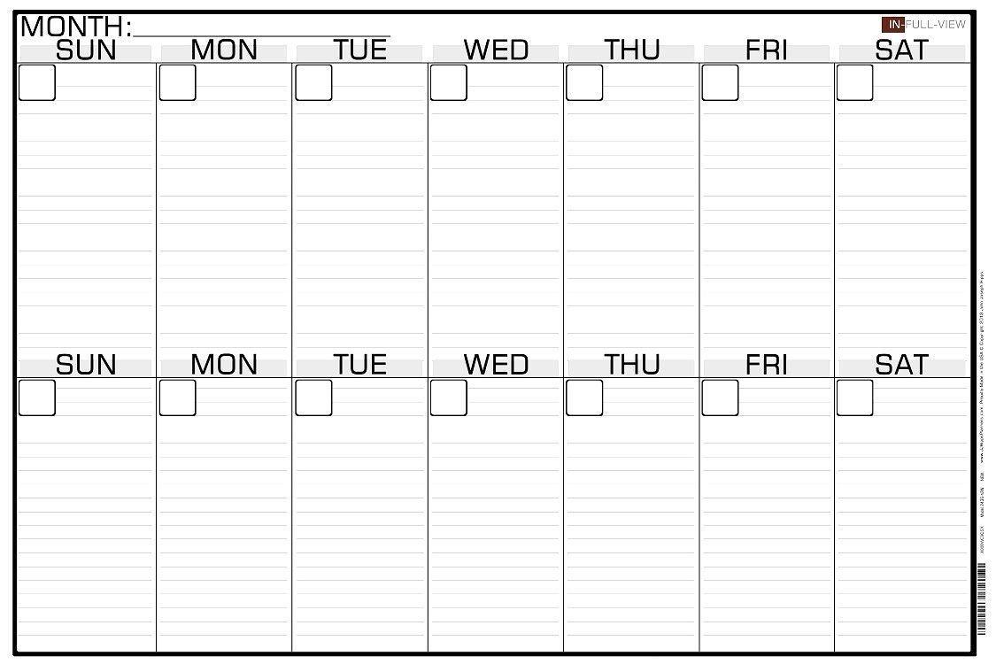 2 Week Calendar Template Free Blank Calendar Template Calendar Template Print Calendar