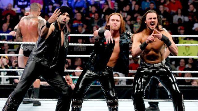 Sheamus Randy Orton Big Show Vs 3mb Photos Big Show