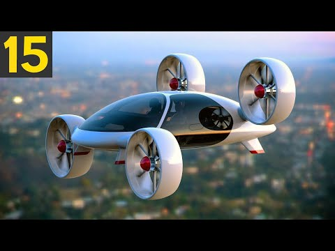 15 Future Flying Cars that will Change the World YouTube