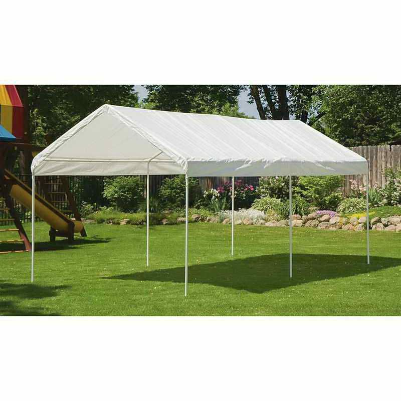 Large Portable Tents Canopy Outdoor Canopy Tent Carport Canopy