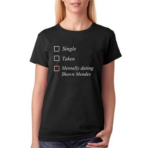 mentally dating shawn mendes shirt Results 97 - 144 of 210  shop ebay for great deals on shawn mendes t-shirt you'll  shawn mendes  single taken mentally dating illuminate t-shirt size s-5xl.