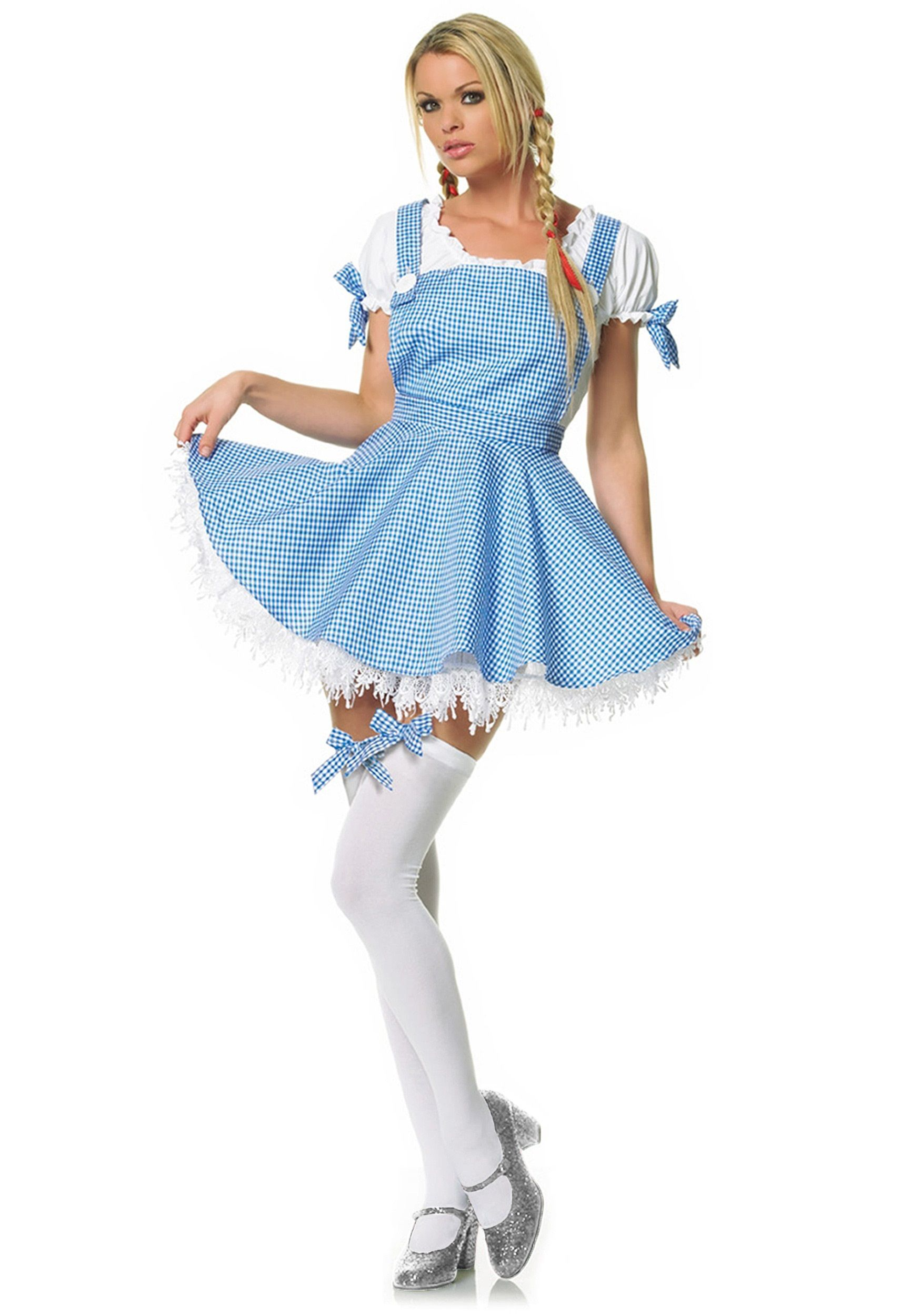 fantasy costumes for women | Adult Dorothy Costume Child Dorothy ...