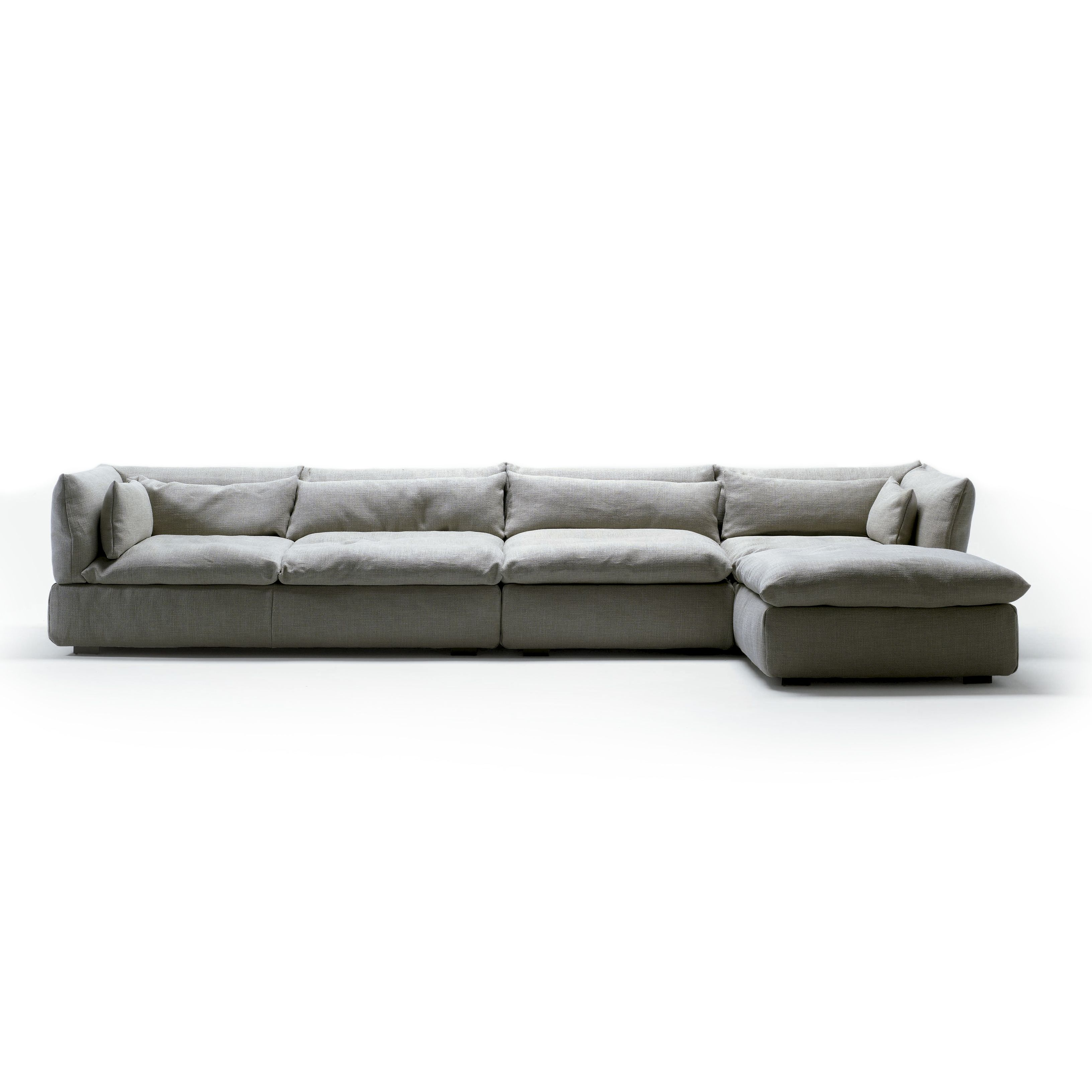 Compos Sectional, luxury Contemporary Italian Living Room ...