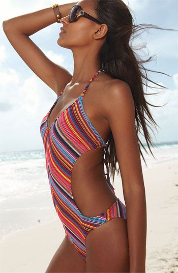 Roxy 'Wild Escape' One Piece Swimsuit, bought it for Vegasssssss!!!!