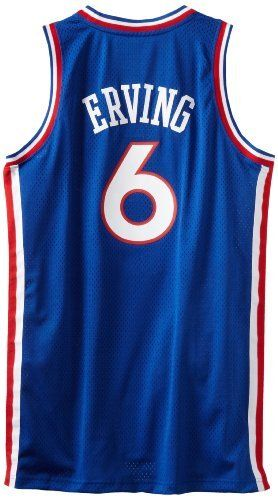 f20830eda adidas Philadelphia 76ers Julius Erving Soul Swingman Jersey by adidas.   84.95. Team name and player s number displayed on the chest.