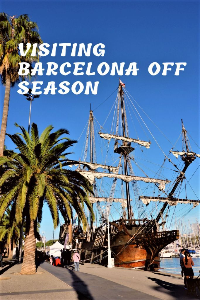 Barcelona in November - what's it like to visit off season