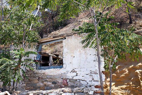 Crumbling Shack #Travelphotography #Photography #Thassos #Limenaria
