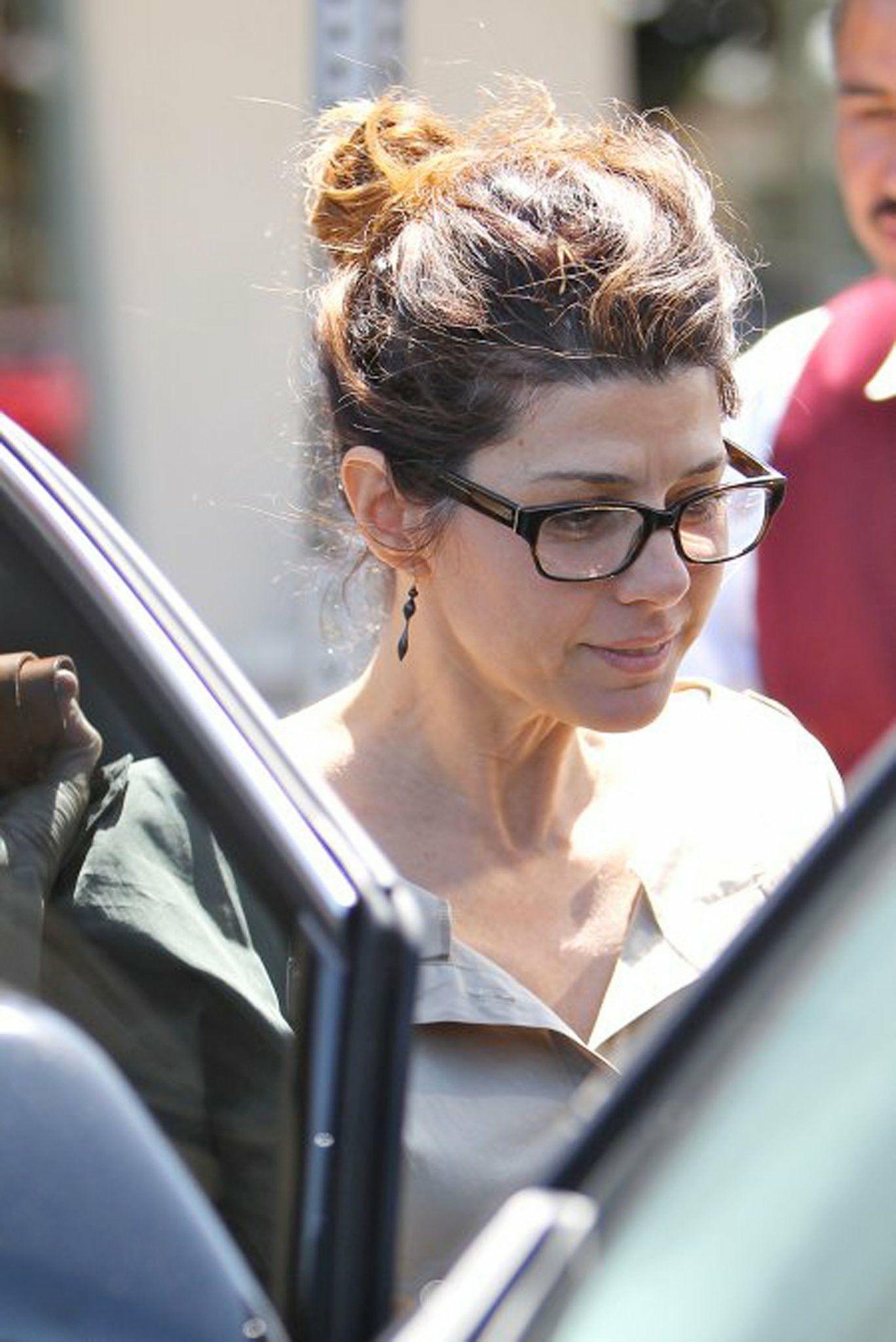 1c25c26145f Oscar winning actress Marisa Tomei wears MODO frame 3012 in Bark Celebs