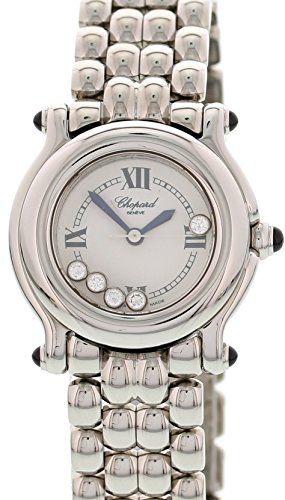 Chopard-Happy-Sport-swiss-quartz-white-womens-Watch-278250-23-Certified-Pre-owned