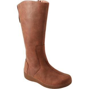 Women's Andina Leather Boots Wide Calf | Duluth Trading Company
