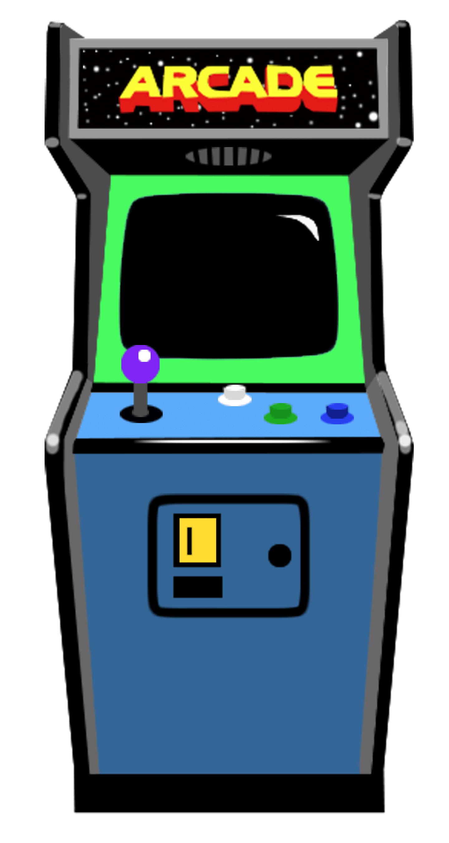 Image result for arcade game clipart Arcade, Drawing