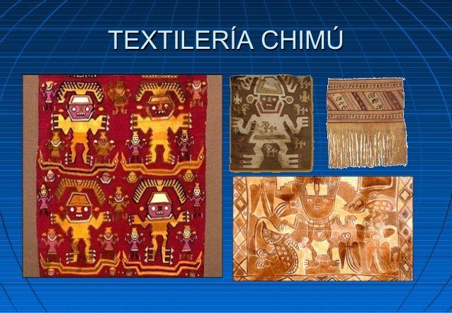 Resultado de imagem para textileria chimu