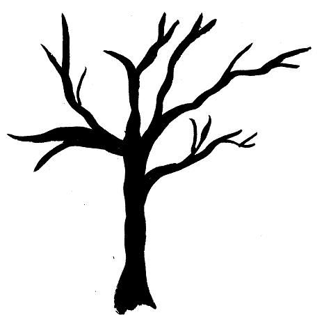 For a good composition use an odd number of trees such as 3 or 5