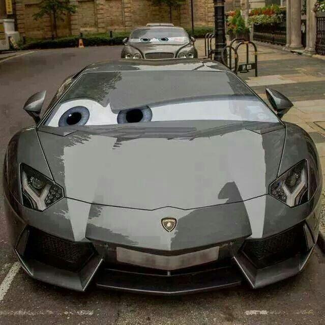 Angry Lamborghini Aventador Super Cars Sports Cars Luxury