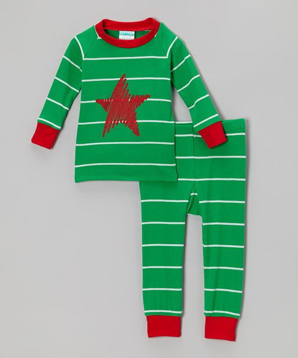 Look at this Green Christmas Pinterest Infant, Red stripes and