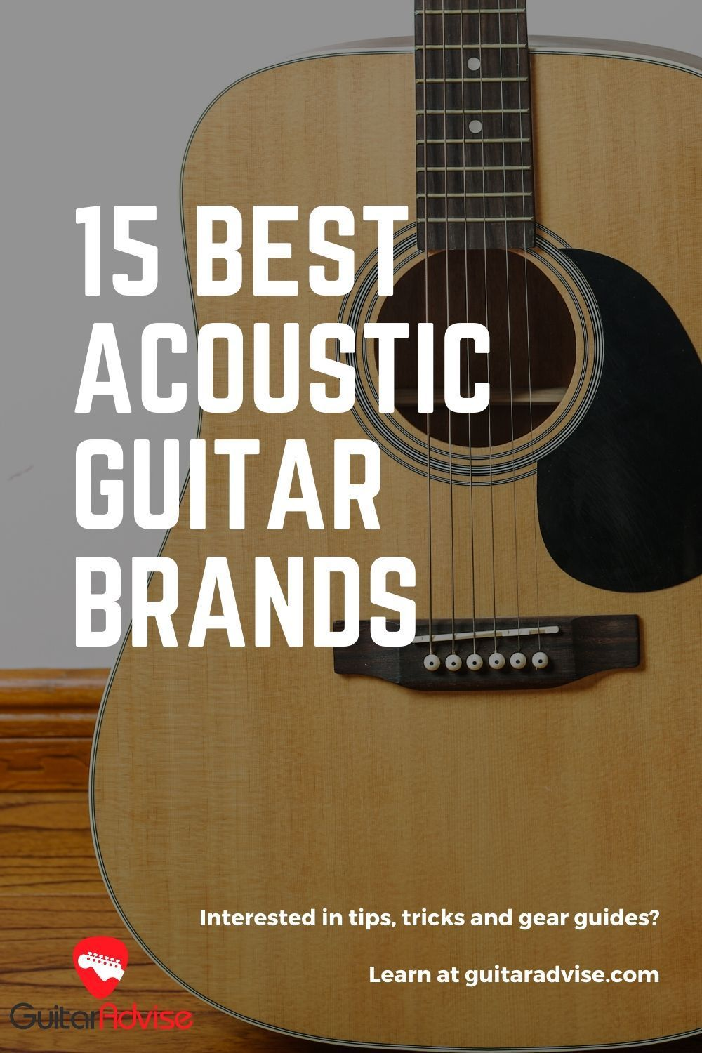 15 Best Acoustic Guitar Brands Best Acoustic Guitar Guitar Acoustic