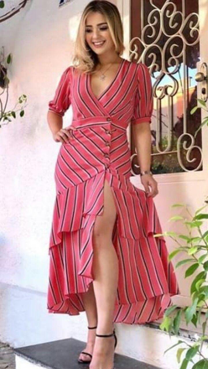 67676c8e16e434 Pin de Malena Garcia em Vestidos cruzados