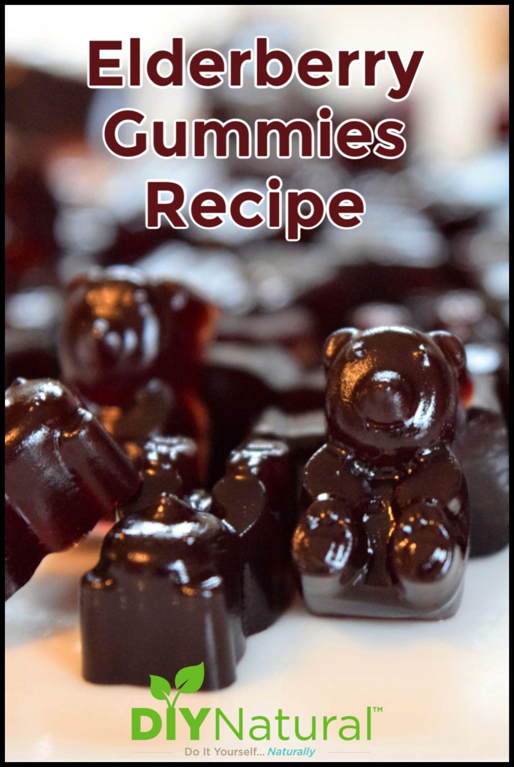 Elderberry Gummies Delicious & ImmuneBoosting Recipe
