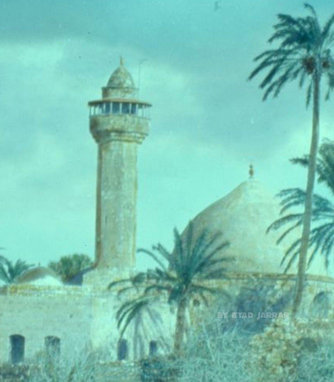 جنين زمان مسجد فاطمة خاتون مسجد جنين الكبير عام 1900م Beautiful Places Places Beautiful