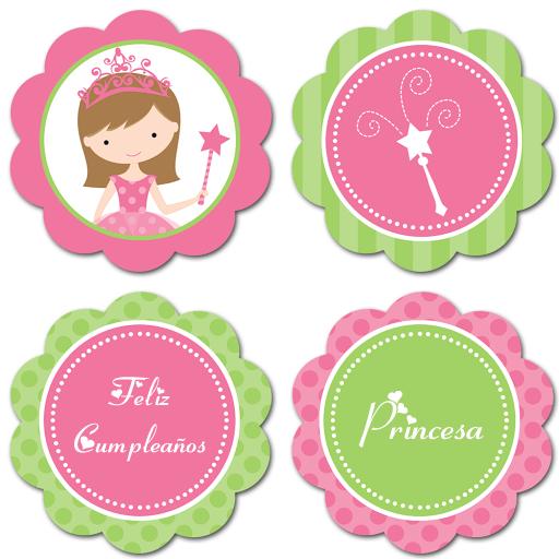 Decoraciones de cupcakes imagenes y dibujos para imprimir for Dibujos de decoracion
