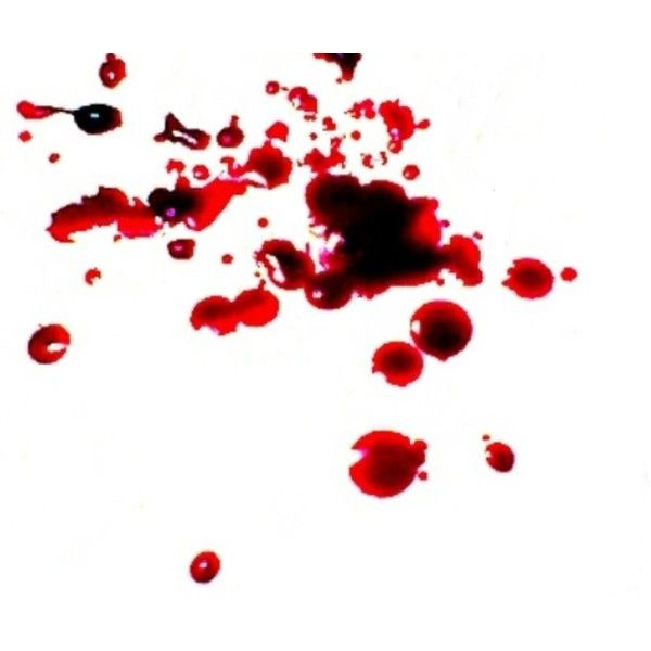 Blood Spatter Liked On Polyvore Featuring Blood Fillers