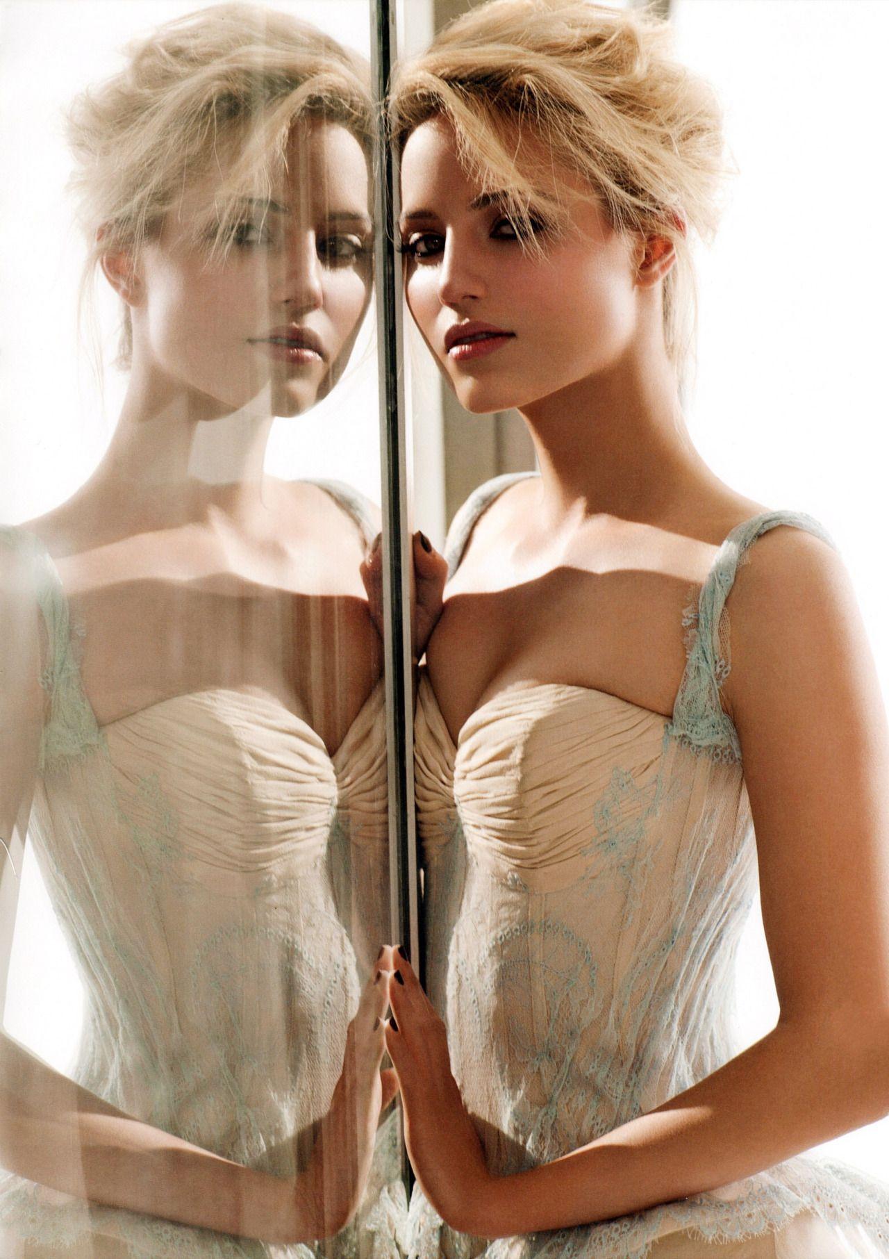 Dianna agron wedding dress  DazzlingDianna  DiannaAgron Glee   Pinterest  Dianna
