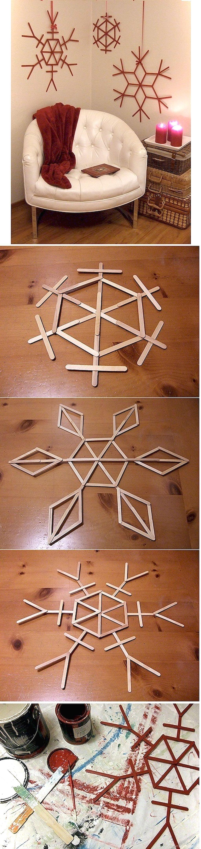 Wonderful DIY Christmas Decorations Ideas21