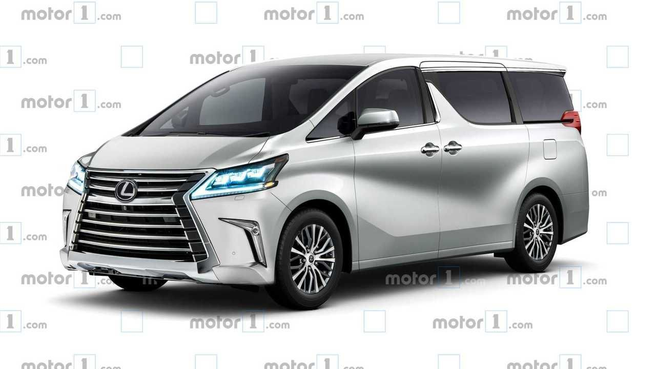 2020 Lexus Minivan Pricing Mini Van Toyota Van Toyota Alphard
