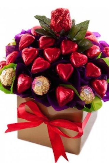 Edible Chocolate Bouquets Chocolate Flowers Blooms Business