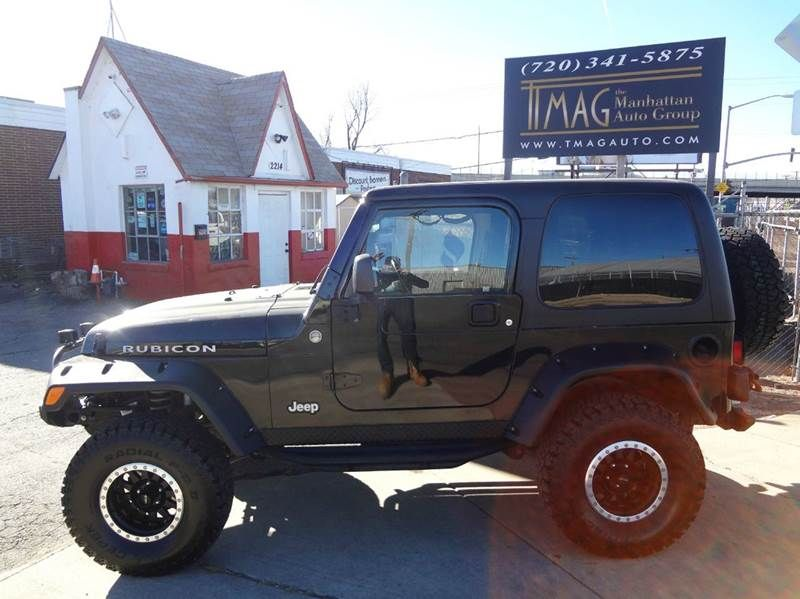 This 2005 Jeep Wrangler Rubicon Is Listed On Carsforsale Com For