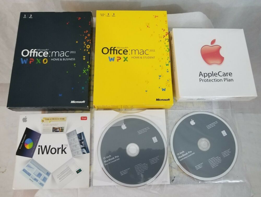 eBay #Sponsored MS Microsoft Office MAC 2011 Home and