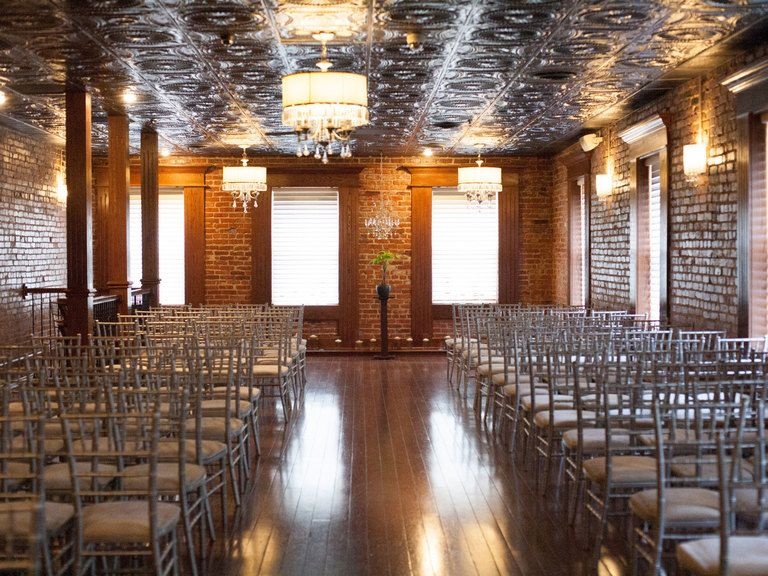 4 Totally Industrial Missouri Wedding Venues