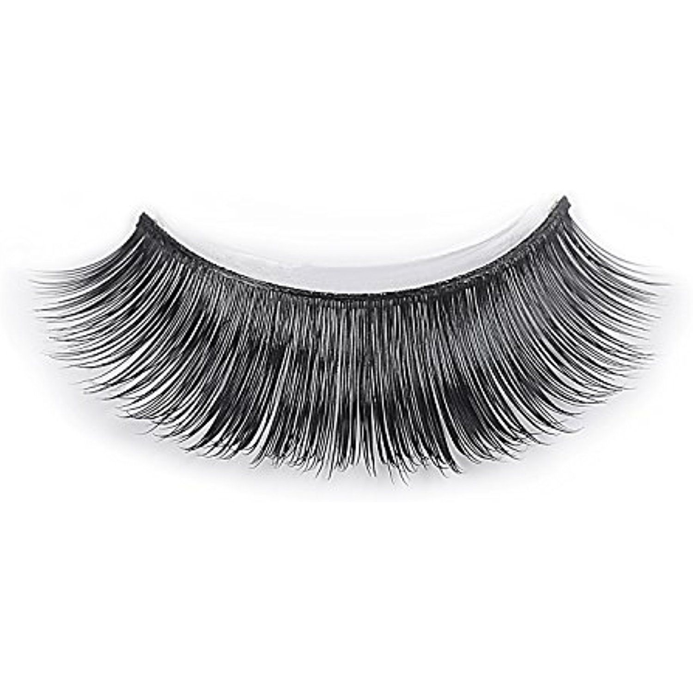 9fa5eda389b Wleec Beauty 3D luxurious Handmade Thick Authentic 100% Real Mink Fur  Natural Long False eyelashes- Reusable Makeup Fake 3D Eye Lashes Extension- Fake ...
