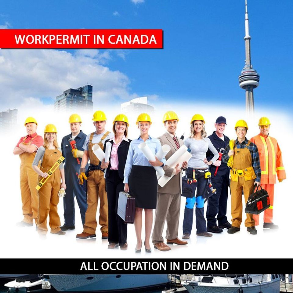 ⭐️Get your Dream Job in CANADA ⭐️ 🇨🇦 All Occupations in