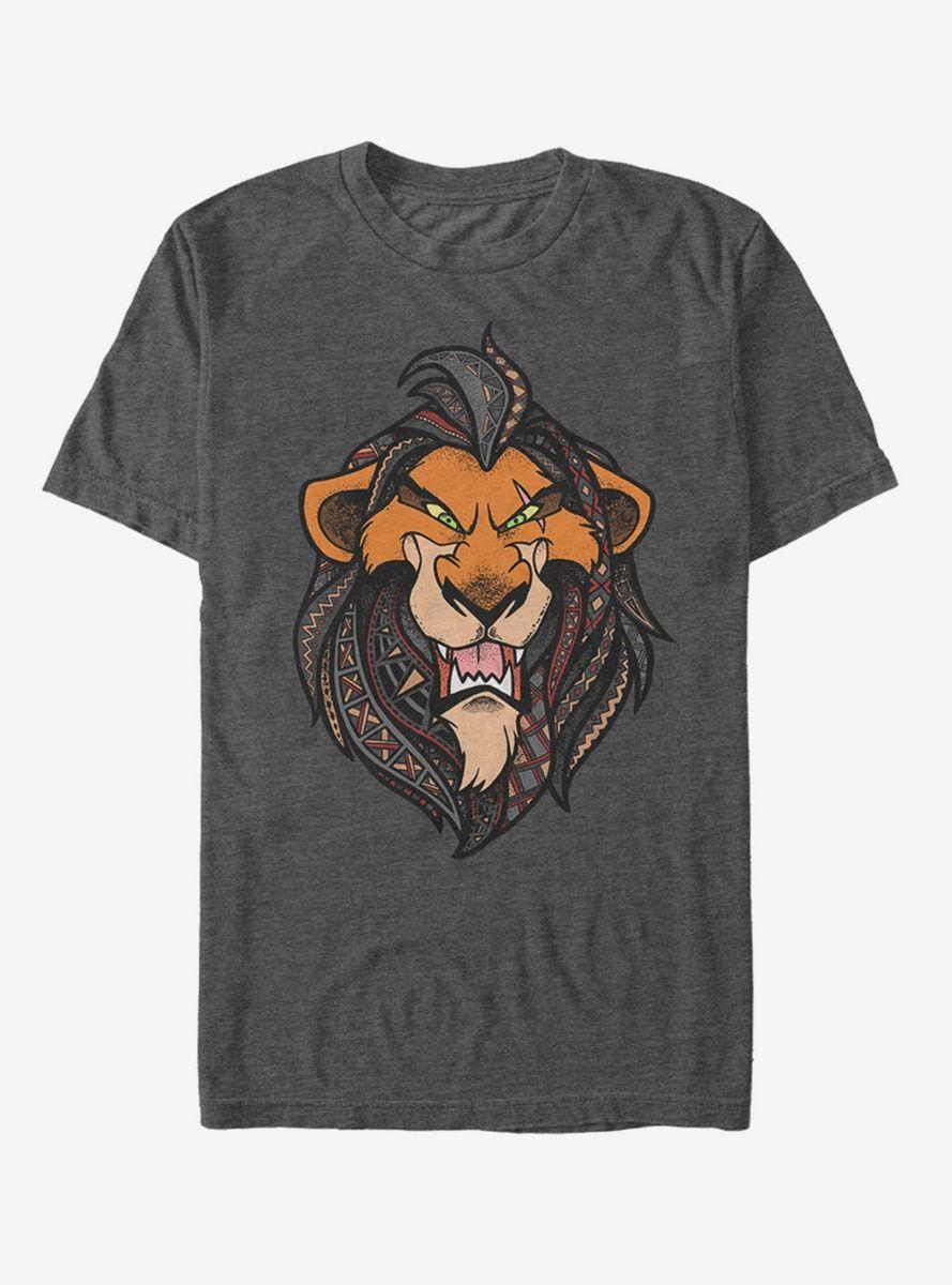 88eae6312e04 Disney Lion King Scar Decorative Mane T-Shirt in 2019 | Products ...
