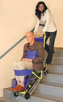 The Evacu-Trac evacuation chair should be kept in any multi-storey building where disabled people live work or visit. It provides a fast safe and reliable ...  sc 1 st  Pinterest & The Evacu-Trac evacuation chair should be kept in any multi-storey ...