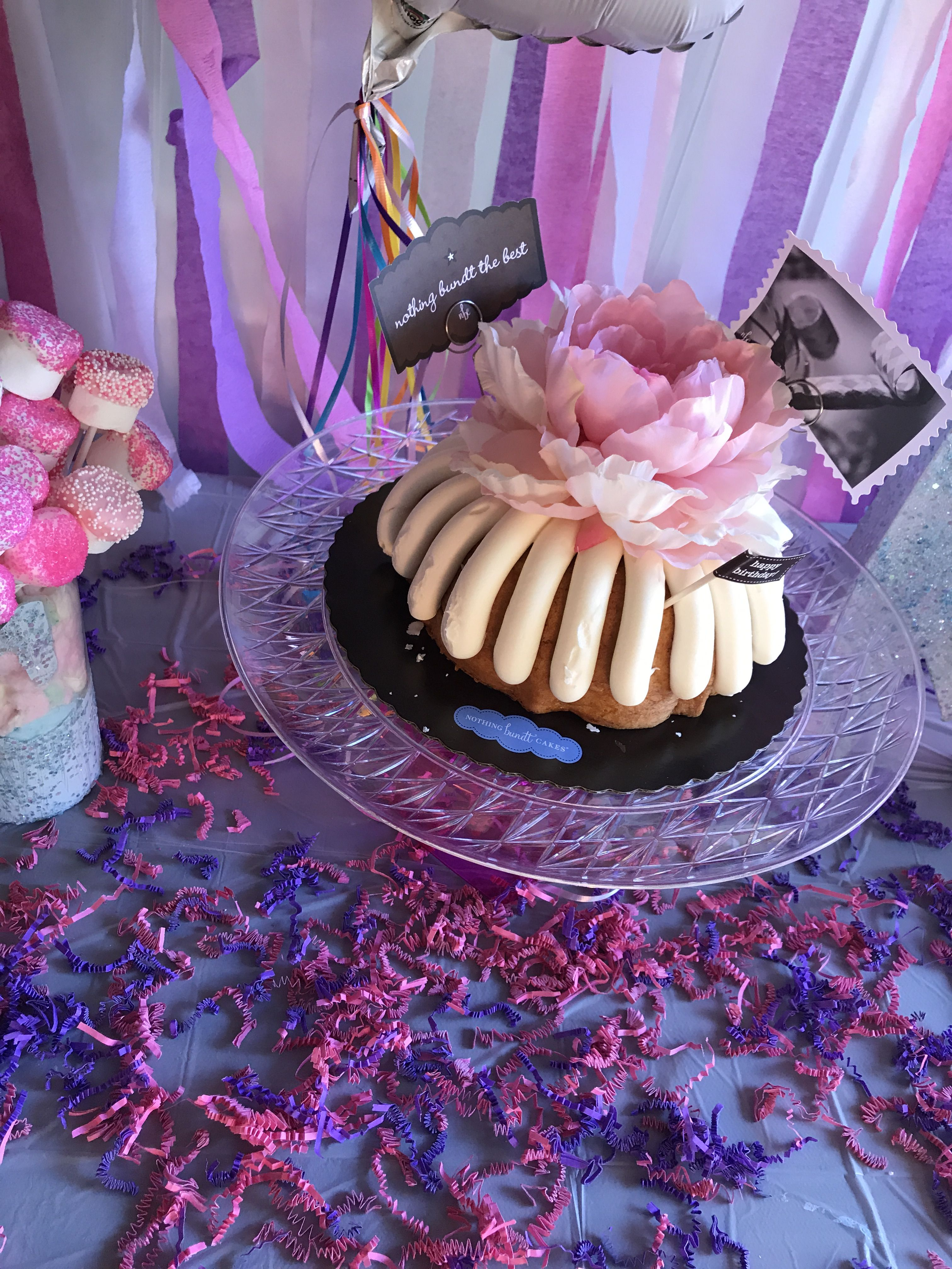 Bundt cake you need to try my favorite flavor is white