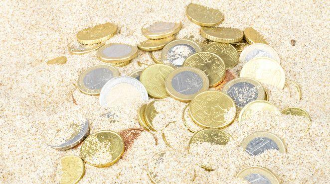Geldgeschenke Gemeine Geldgeschenke Pfandflaschen Und Sand