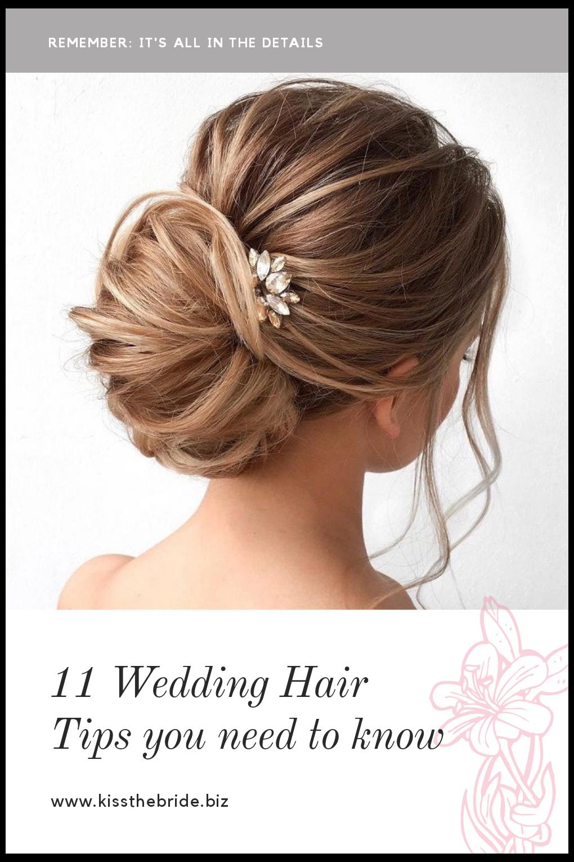 short wedding hair updo shoulder length